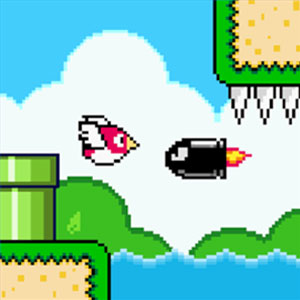 Bird Quest Adventure Flappy