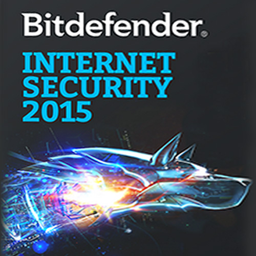 Bitdefender Internet Security 2015 6 Months