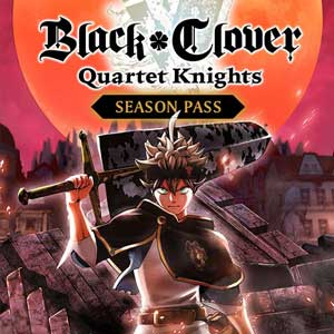 Buy BLACK CLOVER QUARTET KNIGHTS Season Pass CD Key Compare Prices