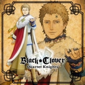 BLACK CLOVER QK Royal Magic Knight Set Wizard King