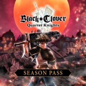 BLACK CLOVER QUARTET KNIGHTS Season Pass
