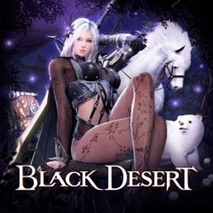Black Desert Explorer Item Pack