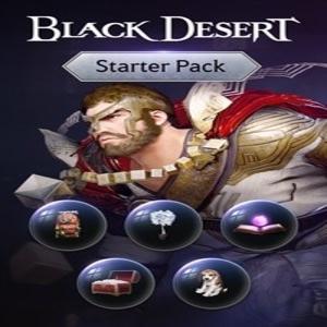 Black Desert Starter Pack