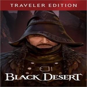 Black Desert Traveler Edition