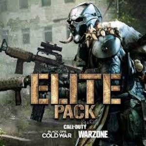 Black Ops Cold War Elite Pack