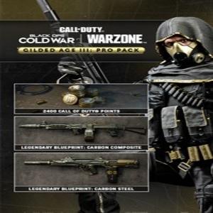 Black Ops Cold War Gilded Age 3 Pro Pack