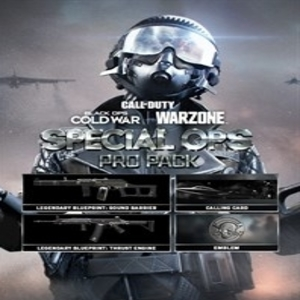Black Ops Cold War Special Ops Pro Pack