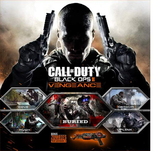 Buy COD Black Ops II Vengeance DLC CD KEY Compare Prices