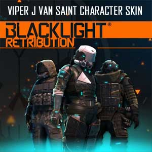 Buy Blacklight Retribution Viper J Van Saint Character Skin CD Key Compare Prices