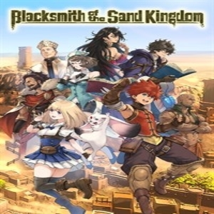 Buy Blacksmith of the Sand Kingdom Xbox One Compare Prices