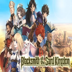 Buy Blacksmith of the Sand Kingdom Nintendo Switch Compare Prices