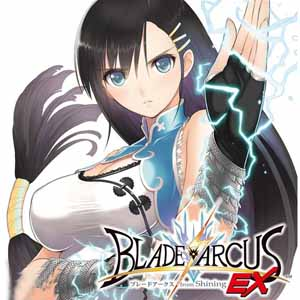 Buy Blade Arcus from Shining EX PS4 Game Code Compare Prices