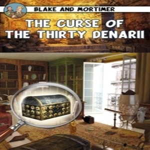 Blake and Mortimer The Curse of the Thirty Denarii