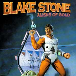 Blake Stone Aliens of Gold