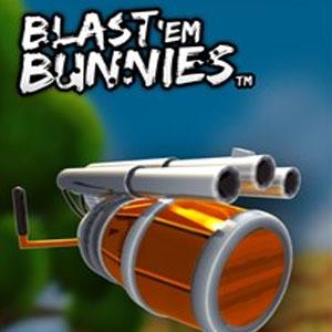 Blast Em Bunnies Carrot Rifle Full Upgrades