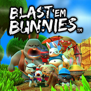 Buy Blast Em Bunnies PS4 Compare Prices