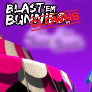 Blast Em Bunnies Clown Arena Pack