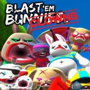Buy Blast Em Bunnies Clown Skin Pack Xbox One Compare Prices