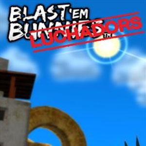 Blast Em Bunnies Luchador Arena Pack