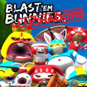 Buy Blast Em Bunnies Luchador Skin Pack PS4 Compare Prices
