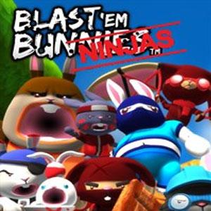 Blast Em Bunnies Ninja Skin Pack