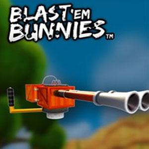 Blast Em Bunnies Runner Bean Laser Full Upgrades