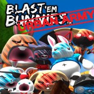 Blast Em Bunnies Urban Army Skin Pack