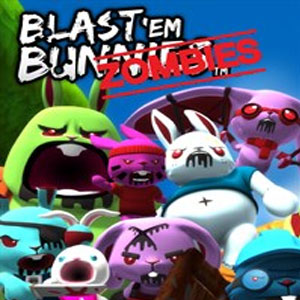 Blast Em Bunnies Zombie Skin Pack