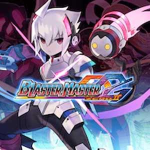 Blaster Master Zero 2 DLC Playable Character Copen from Luminous Avenger iX