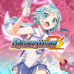 Blaster Master Zero EX Character Ekoro