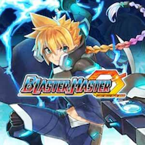 Blaster Master Zero EX Character Gunvolt