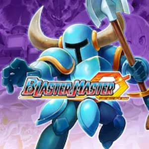 Buy Blaster Master Zero EX Character Shovel Knight Nintendo Switch Compare Prices