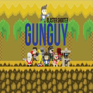 Blaster Shooter GunGuy
