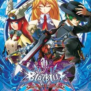 Buy BlazBlue Continuum Shift PS3 Game Code Compare Prices