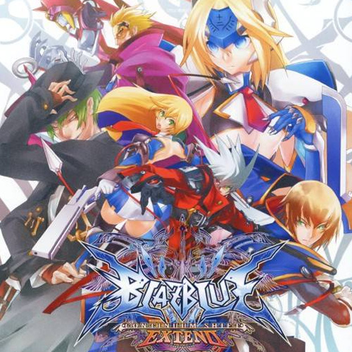 Buy Blazblue Continuum Shift Extend PS3 Game Code Compare Prices