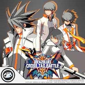 Blazblue Cross Tag Battle Additional Color Set 1