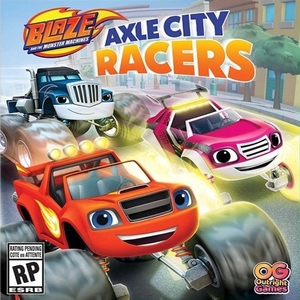 Buy Blaze and the Monster Machines Axle City Racers PS4 Compare Prices