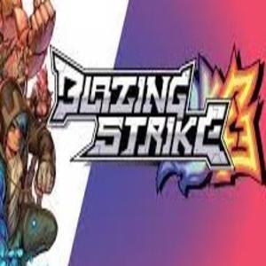 Blazing Strike