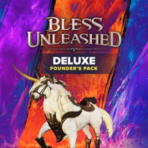 Bless Unleashed Deluxe Founder's Pack