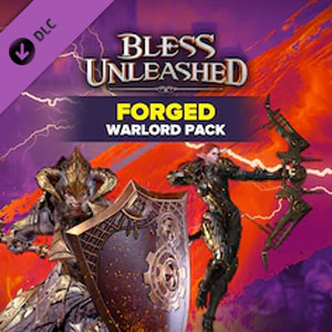 Bless Unleashed Forged Warlord Pack