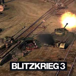 Buy Blitzkrieg 3 CD Key Compare Prices