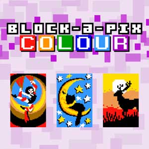 Block-a-Pix Deluxe Extra Puzzles Pack 5