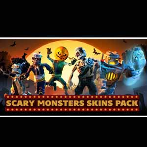 Buy Block N Load Scary Monsters Skin Pack CD Key Compare Prices