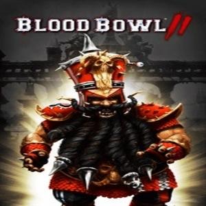 Blood Bowl 2 Chaos Dwarfs