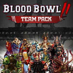 Blood Bowl 2 Team Pack