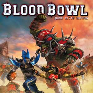 Blood Bowl Dark Elves