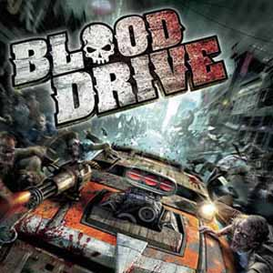 Buy Blood Drive PS3 Game Code Compare Prices