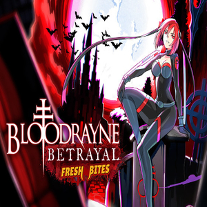 Buy BloodRayne Betrayal Fresh Bites Nintendo Switch Compare Prices