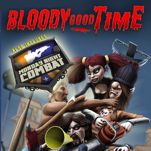 Buy Bloody Good Time CD Key Compare Prices
