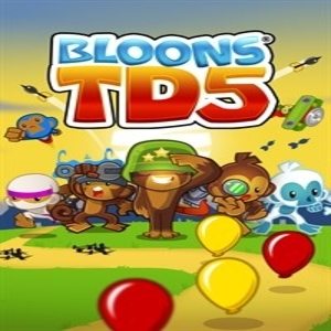 Buy Bloons TD 5 PS4 Compare Prices